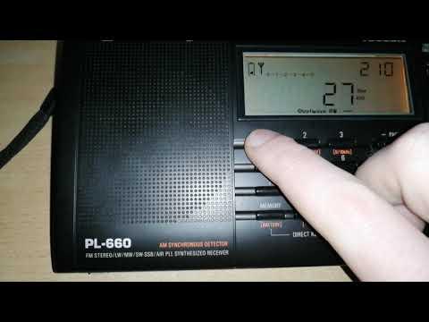РЖД Tecsun Pl 660 не большой тест и Pl 310et