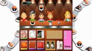 Sushi Go Round - Nintendo Wii Gameplay Trailer
