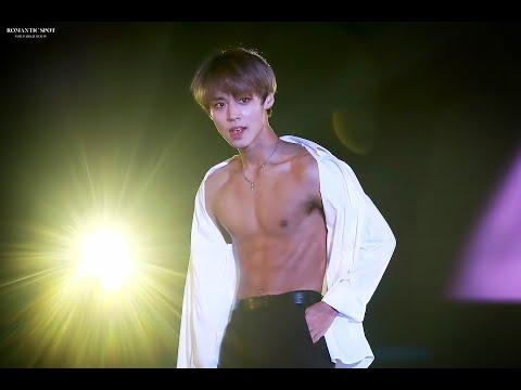 ALL FOR PARK JIHOON's ABS! Wanna One 워너원 ParkJihoon 박지훈