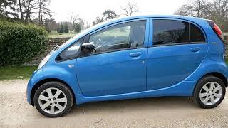 Peugeot iOn 2011 Videos