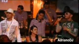 Baby Lores & El Chacal---Si tu la vieras [En Vivo]