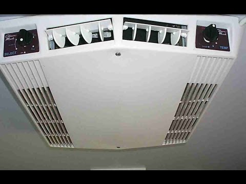 Wonderful Small RV Air ConditionerHeater Combo  Tacom Limited CR2550  Air