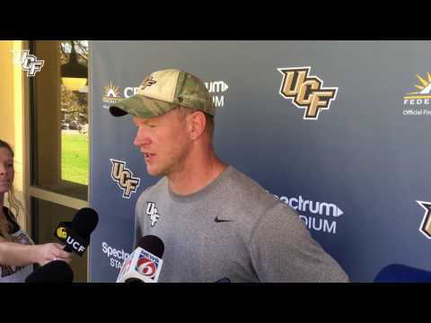 Spring Football Update with Coach Frost, Shaquem Griffin and Adrian Killins