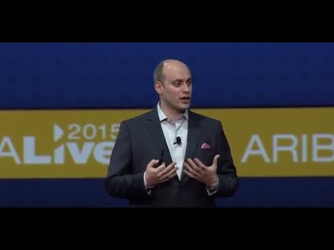 Carl Hernas on Sourcing and Procurement at Coach | Ariba LIVE 2015 Las Vegas