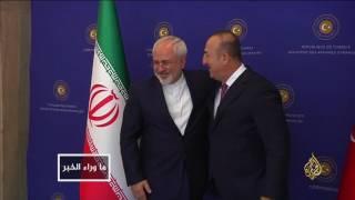 حرب تصريحات بين تركيا وإيران
