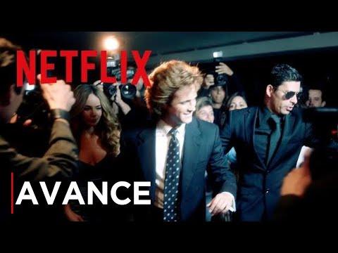 Luis Miguel La Serie    El pasado Avance   Netflix