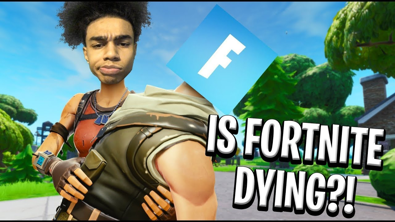 The End of Fortnite • Is Fortnite Officially Dead?! - YouTube