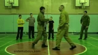Пластунский бой - Боевой танец