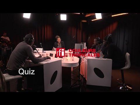 Quiz avec Kery James, Youssoupha et Lino