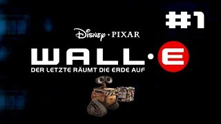 Disney Pixar WALL-E #1 Let