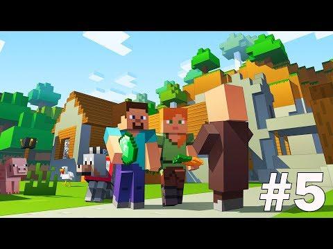 Minecraft: Xbox 360 Edition Nueva Serie - Casa Bonita Capitulo 5 TU57
