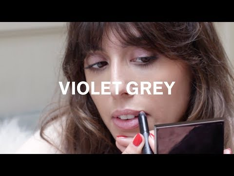 French Lessons: Violette's Nude Eye, Lip & Cheek
