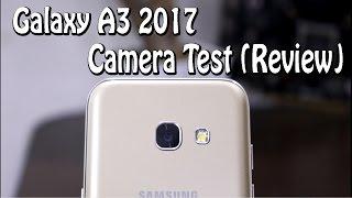 Samsung Galaxy A3 2017 Camera Review