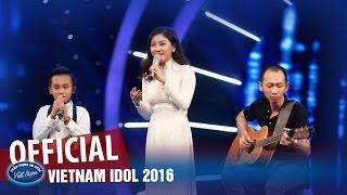 VIETNAM IDOL 2016 - GALA 6 - ĐI HỌC - VĂN MAI HƯƠNG ft HỒ VĂN CƯỜNG