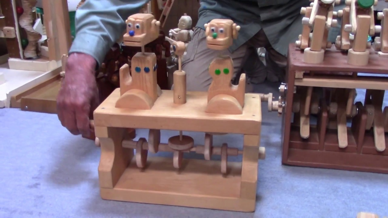 inside the master toy makers room - japanese wooden toys