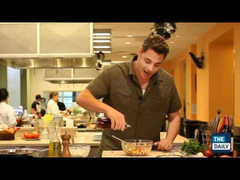 Greek tacos with Jeff Mauro