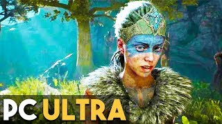 Hellblade Senua's Sacrifice PC Gameplay Ultra Settings (Action Adventure Game)