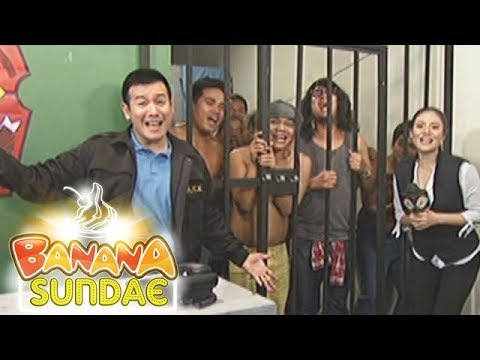 Banana Sundae: Kuya Jobert as Baron Geisler in their Opening Spoof