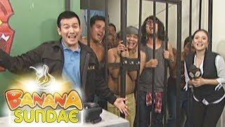Banana Sundae: Kuya Jobert as Baron Geisler in their Opening Spoof