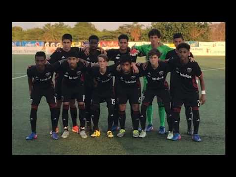 DC United  Vs Man City U15 Cayman Cup  0-1 2017