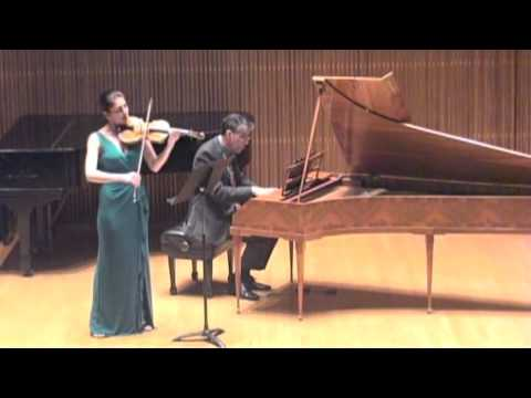 Alana Youssefian - Violin Sonata No. 4 in A Minor, Op. 23 (Beethoven)