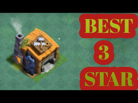 Best 3 Star In Builder's Base.  Best Withc Attack In Builder's Base. Clash Of Clans.😎