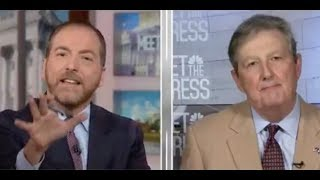 Chuck Todd Loses It As Gop Senator Lies To His Face During Fiery Interview