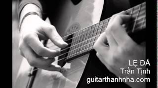 LỆ ĐÁ - Guitar Solo