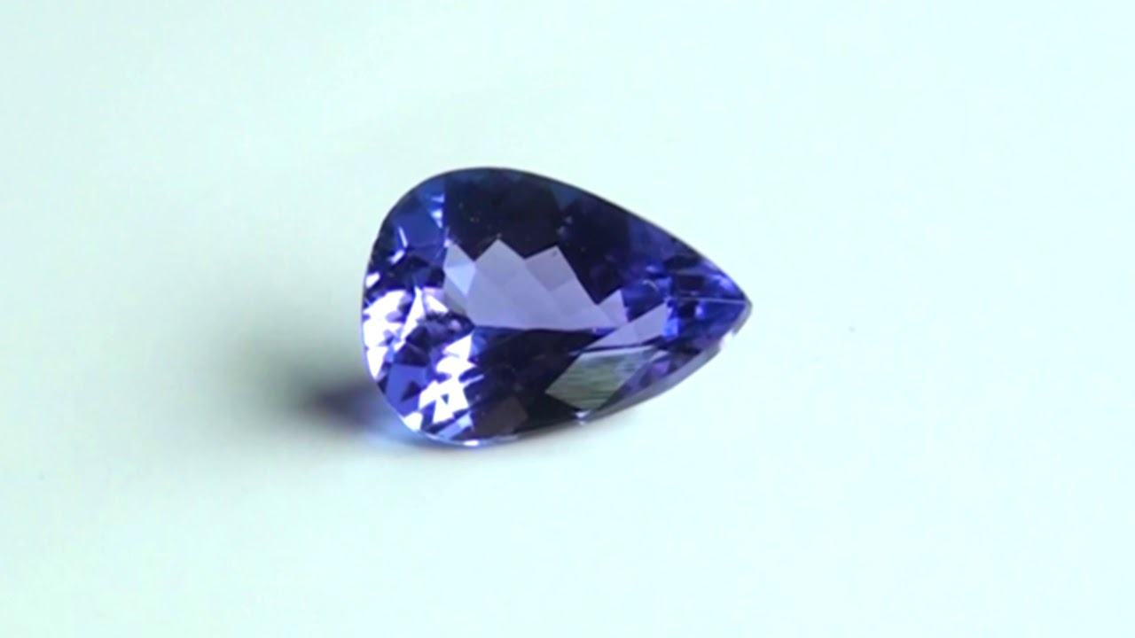 white solid purple image amp real loading diamond revoni cluster is itm ring gold tanzanite