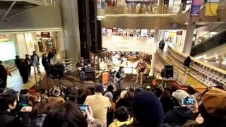 Mi3 (ミッチュリー) x 韻シストBAND 曲はBobby Hebb - SUNNYのカバー 20...