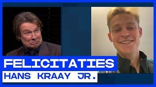 FELICITATIES | Hans Kraay jr. 60 jaar