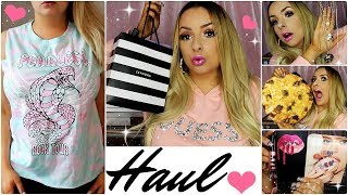 Cute stuff I bought recently ;) *HAUL*