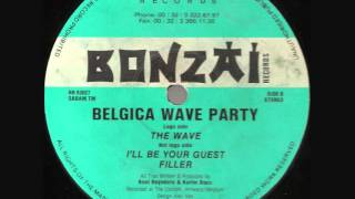 Belgica Wave Party - The Wave (1993)
