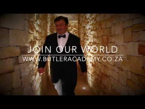 South African Butler Academy Graduation Ceremony   Quoin Rock Winery