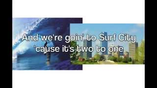 Surf City [Re-recorded Version] - Jan & Dean (with lyrics)