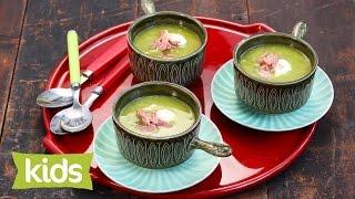 Easy Pea & Ham Soup