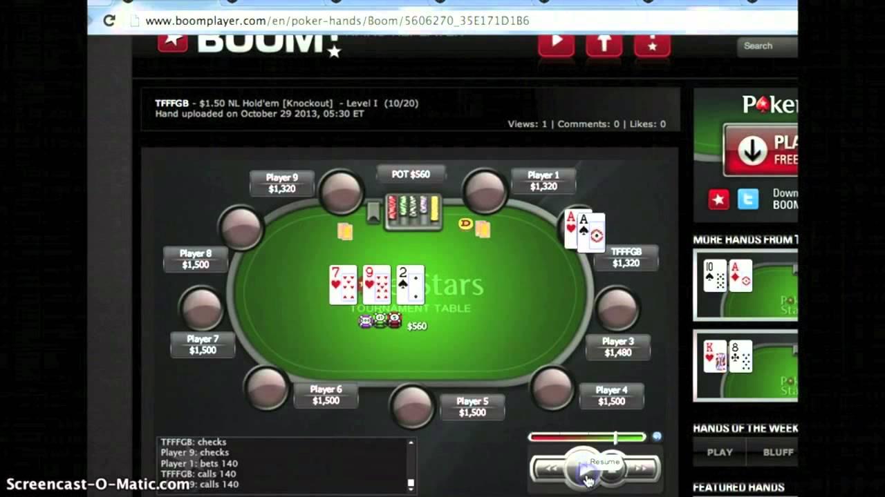 Pokerstars Team Online