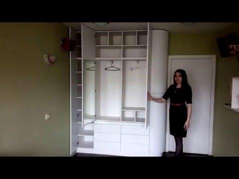 шкаф корпусный на заказ по индивидуальным размерам