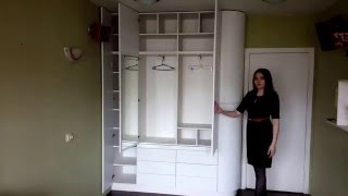 Шкаф на заказ по индивидуальным размерам