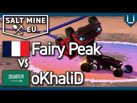Salt Mine EU Ep.23   Fairy Peak Vs OKhaliD   1v1 Rocket League Tournament
