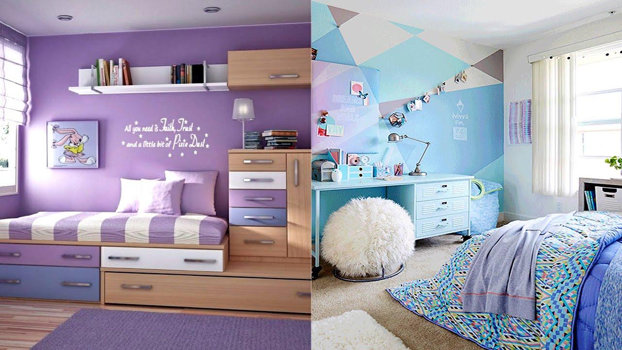 تصميمات حديثة لحوائط غرف نوم الاطفال روعه وجذابة - يعشقها الاطفال