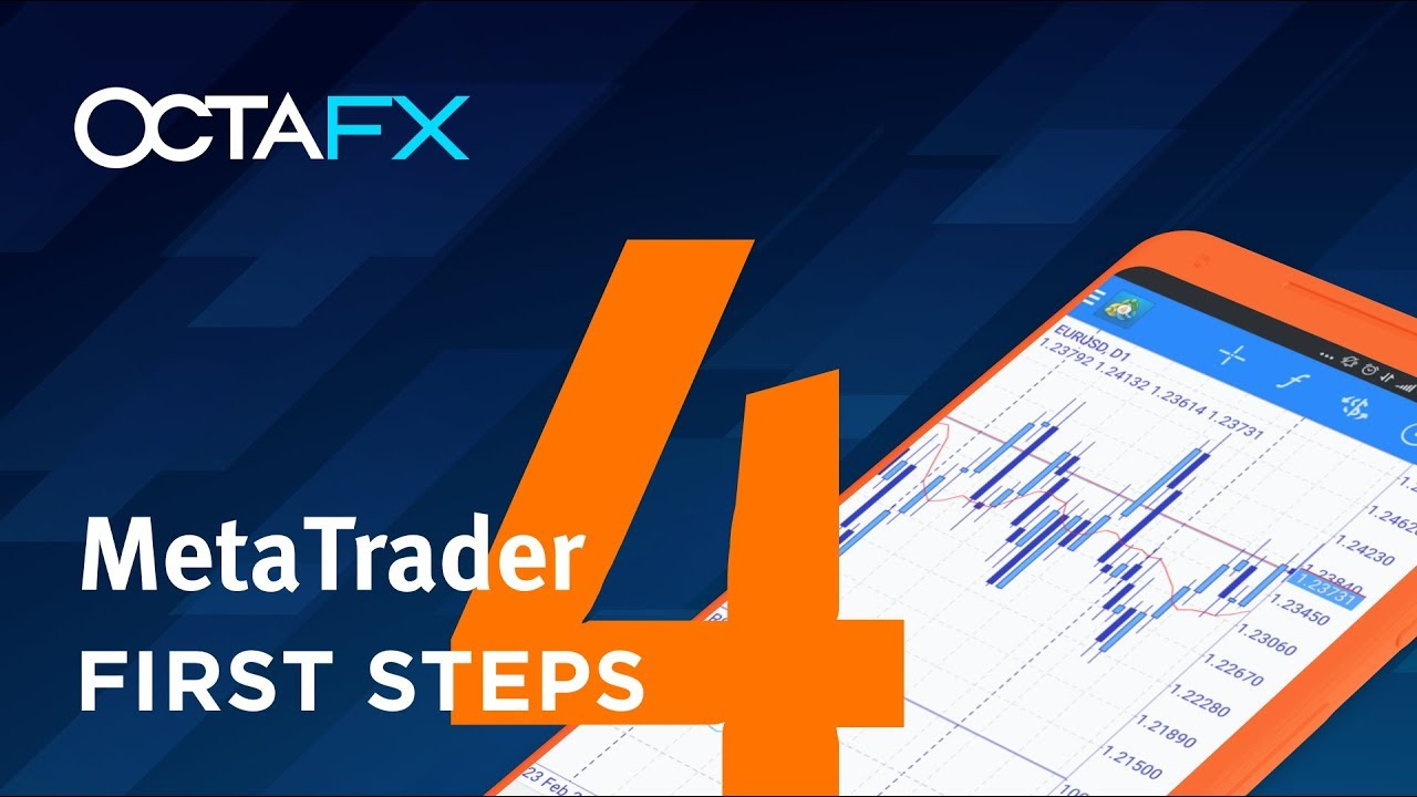 How To Trade On Metatrader4 Android Ios App Mt4 Trading Tutorial