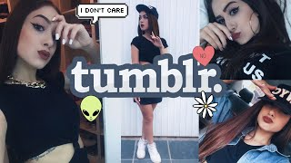 COMO SER TUMBLR GIRL/TIRAR FOTOS TUMBLR (make, look, poses, apps e etc)