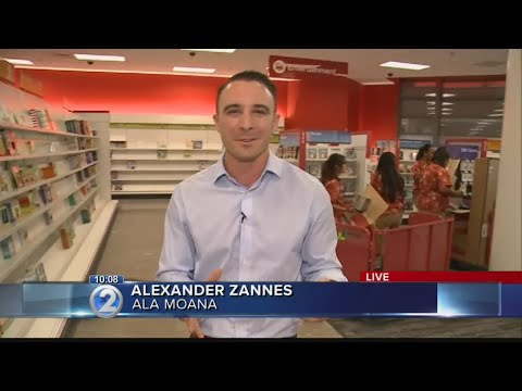 Target celebrates opening of newest store at Ala Moana Center