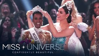 Download South Africa's Zozibini Tunzi is Miss Universe 2019 | Miss Universe 2019 Mp3 and Videos