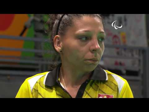 Table Tennis | Women's Singles - Class 6 Group B | Rio 2016 Paralympic Games