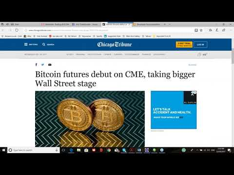 Trading BITCOIN CME Currencies with Wyckoff VSA