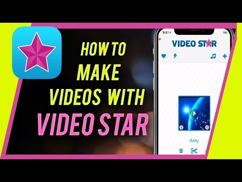 How To Use Video Star -Make Awesome Music Videos