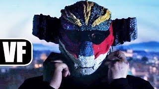 vuclip ON L'APPELLE JEEG ROBOT Bande Annonce VF (2017) Super-Héros