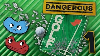 Dangerous Golf (Part 1) - Welcome Time | Whatever Time (feat. Patrick)